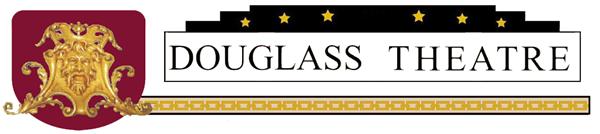 Douglass Theatre Logo