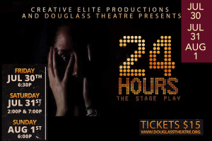 24 Hours the Stage Play