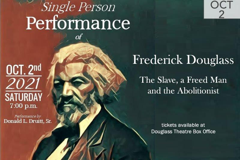 Frederick Douglass - October 2, 2021