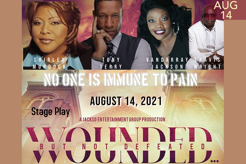 Wounded - August 14, 2021