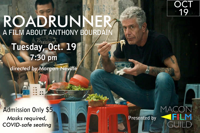 Roadrunner - A Film About Anthony Bourdain